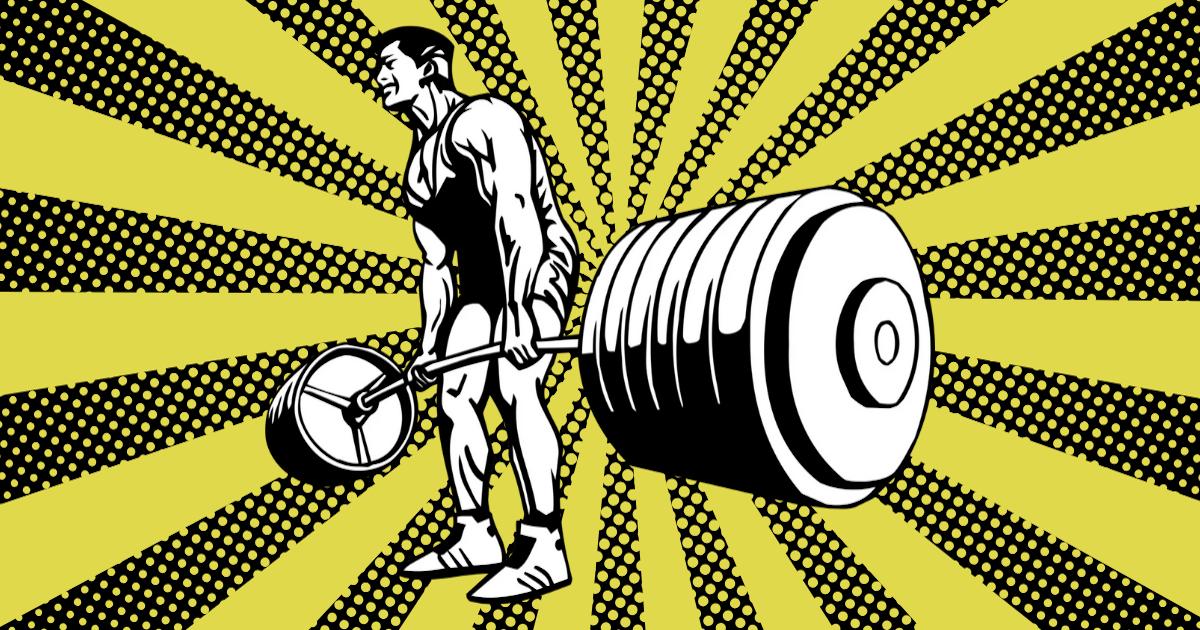 Тренировка силы и тренировка мощности