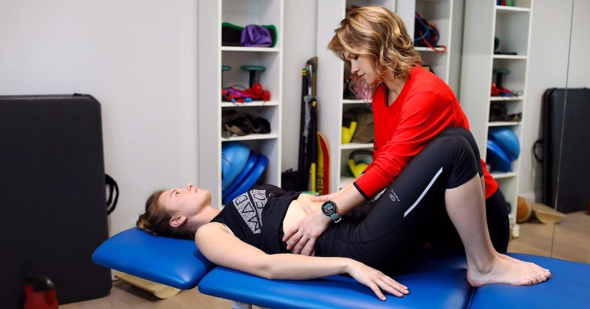 Физическая терапия в послеродовом периоде