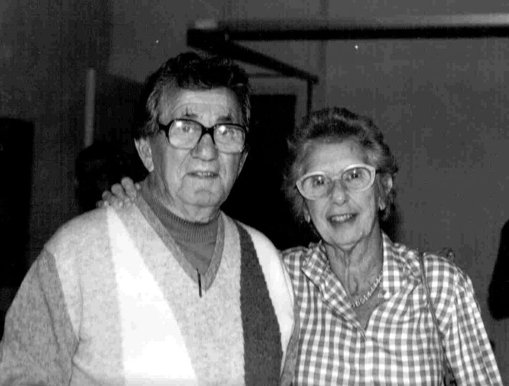 Берта и Карел Бобаты