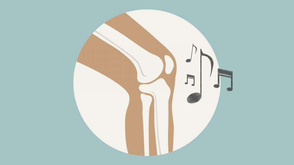 крепитация в коленных суставах
